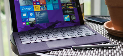 Microsoft Surface Products category