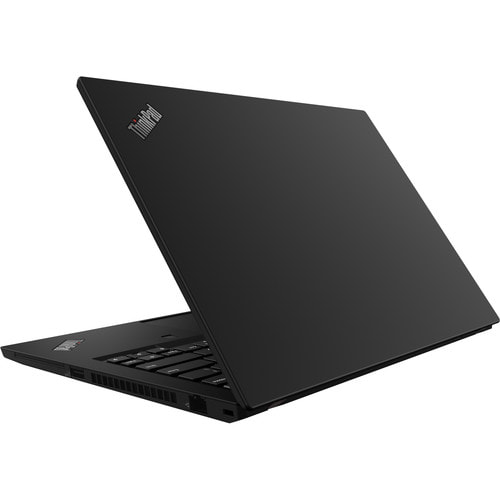 Lenovo ThinkPad T490 rear with optional smartcard