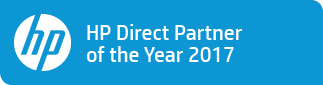 The Laptop Company an HP Gold Partner and HP Direct Partner of the Year 2017 in NZ