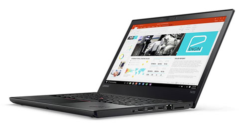 The Lenovo ThinkPad T480, T480s and T480p - The Laptop Company Ltd