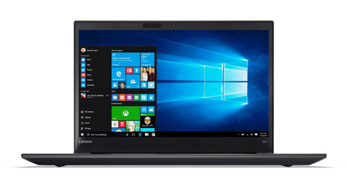 Lenovo ThinkPad T580 from The Laptop Company features optional NVIDIA 940MX graphics