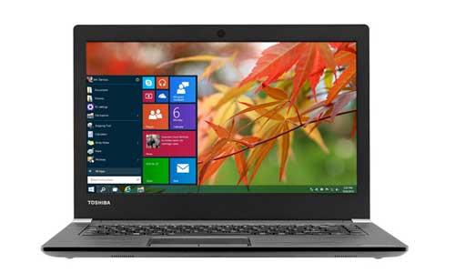 Toshiba Tecra A40 for schools, teachers, small business and value fleet users from The Laptop Company NZ