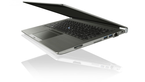 The Toshiba Portege Z30 is available to corporate and government organisations from The Laptop Company NZ